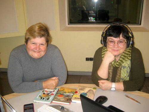 Аудіо: видавець Анетта Антоненко в передачі Лесі Ворониної Літературні мандри світом