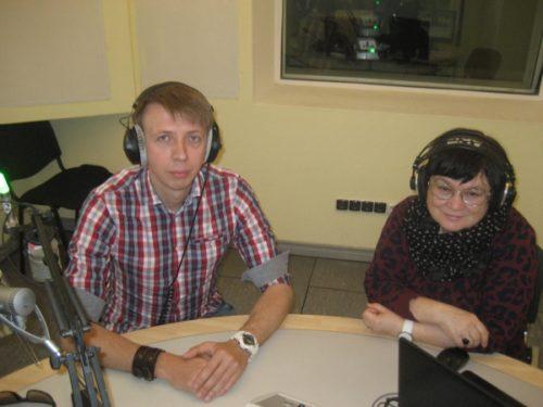 Аудіо: письменник Маркіян Камиш в передачі Лесі Ворониної Літературні мандри світом