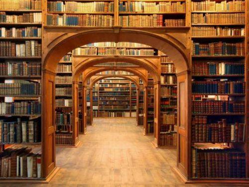 Про бібліотеки