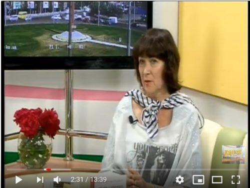 Відео: Ірен Роздобудько в проекті Книгомандри