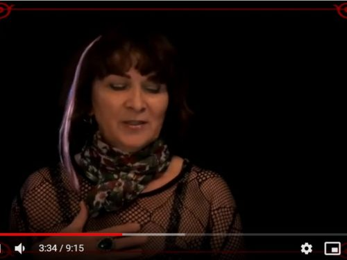 """Відео: Ірен Роздобудько читає оповідання """"На побачення"""""""