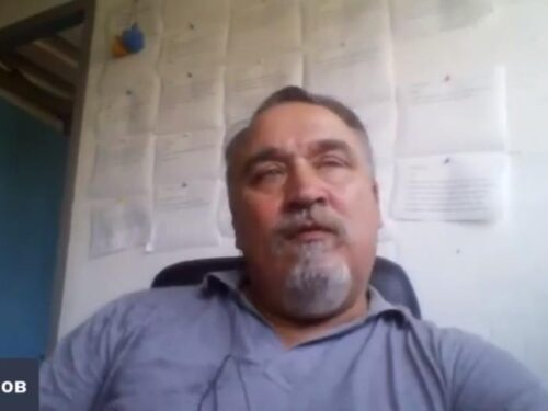 Віталій Капранов про творчість, газету, нову книжку…