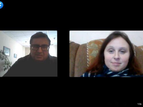 Про стосунки автор-видавець. Розмова 5: Микола Кравченко та Саня Малаш. 24.03.21