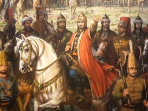 Про мамлюків, героя арабського епосу та його зв'язок з Кримом
