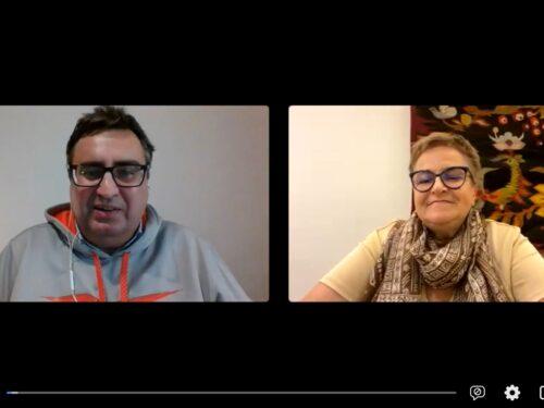 Про стосунки автор-видавець. Розмова-9 Миколи Кравченка та Марини Гримич. 21.04.2021